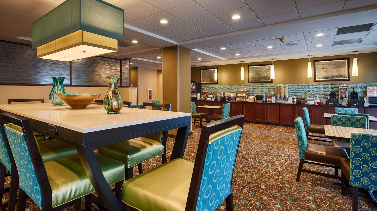 Restaurant - Best Western Plus Harrisburg Hotel