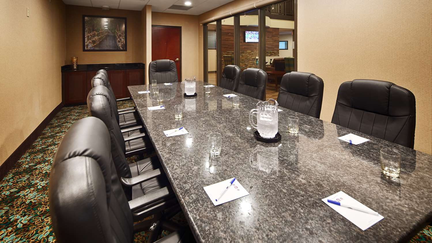 Meeting Facilities - Best Western Plus Harrisburg Hotel