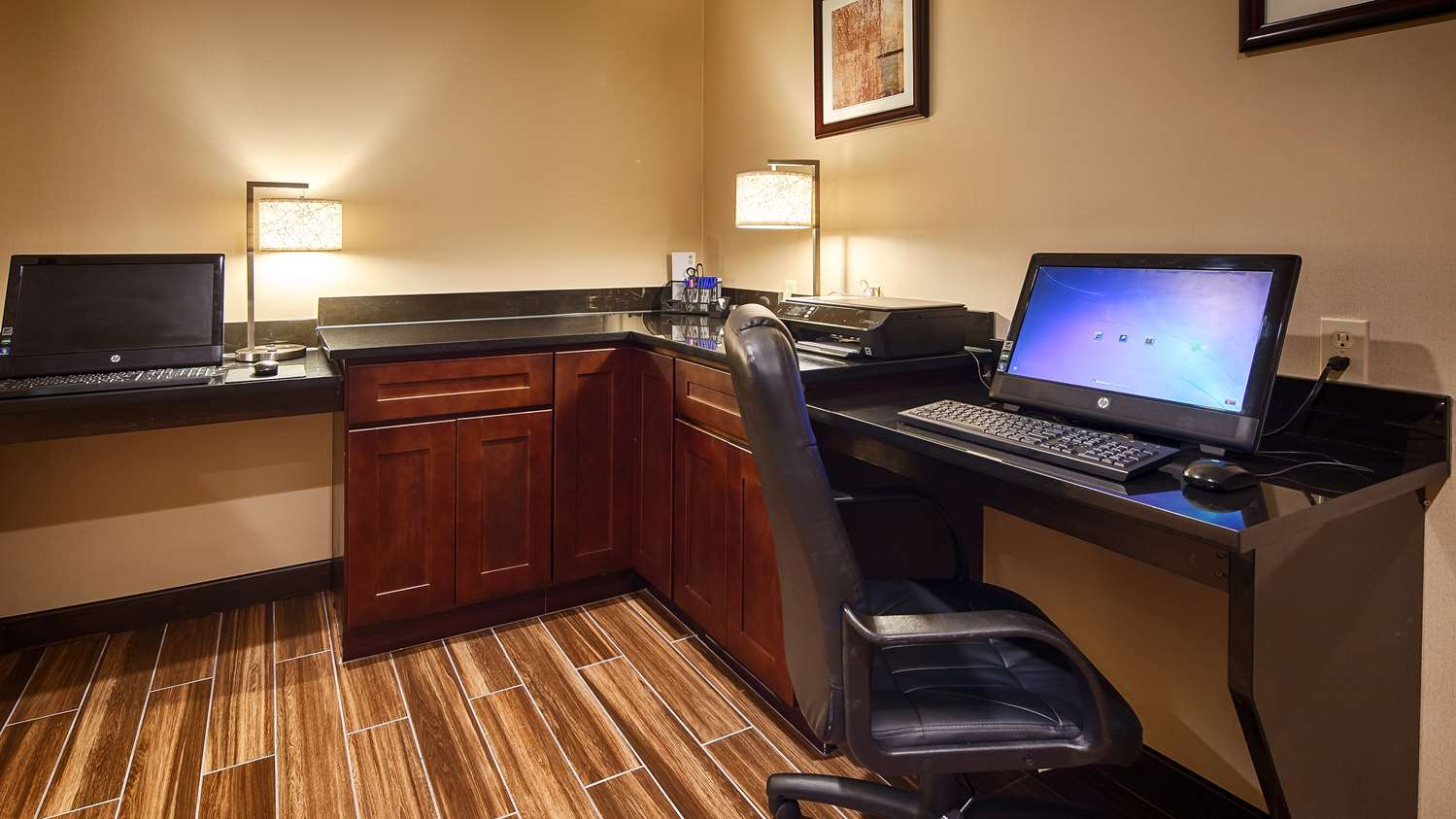 Conference Area - Best Western Plus Harrisburg Hotel