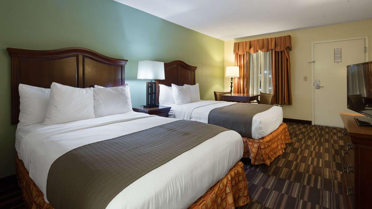 Room - Best Western Walterboro Inn