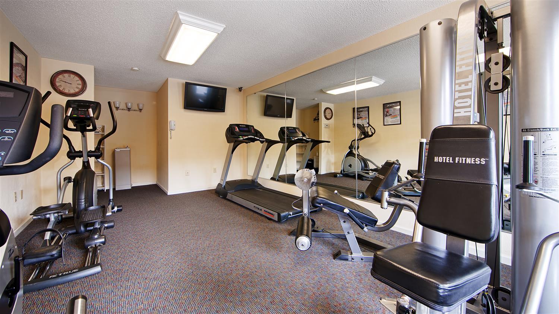 Fitness/ Exercise Room - Best Western Plus Santee Inn