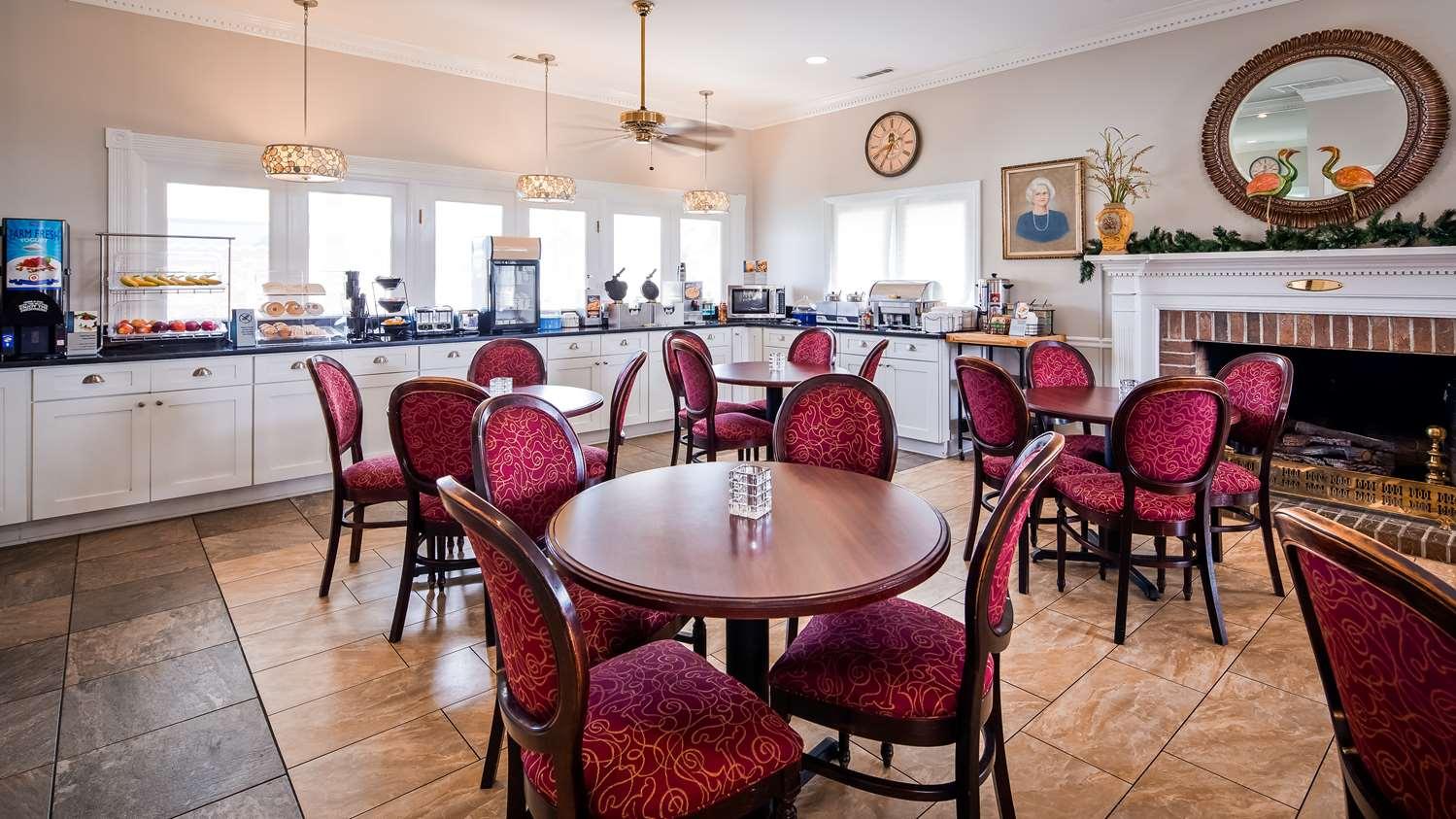 Restaurant - Best Western Plus Santee Inn