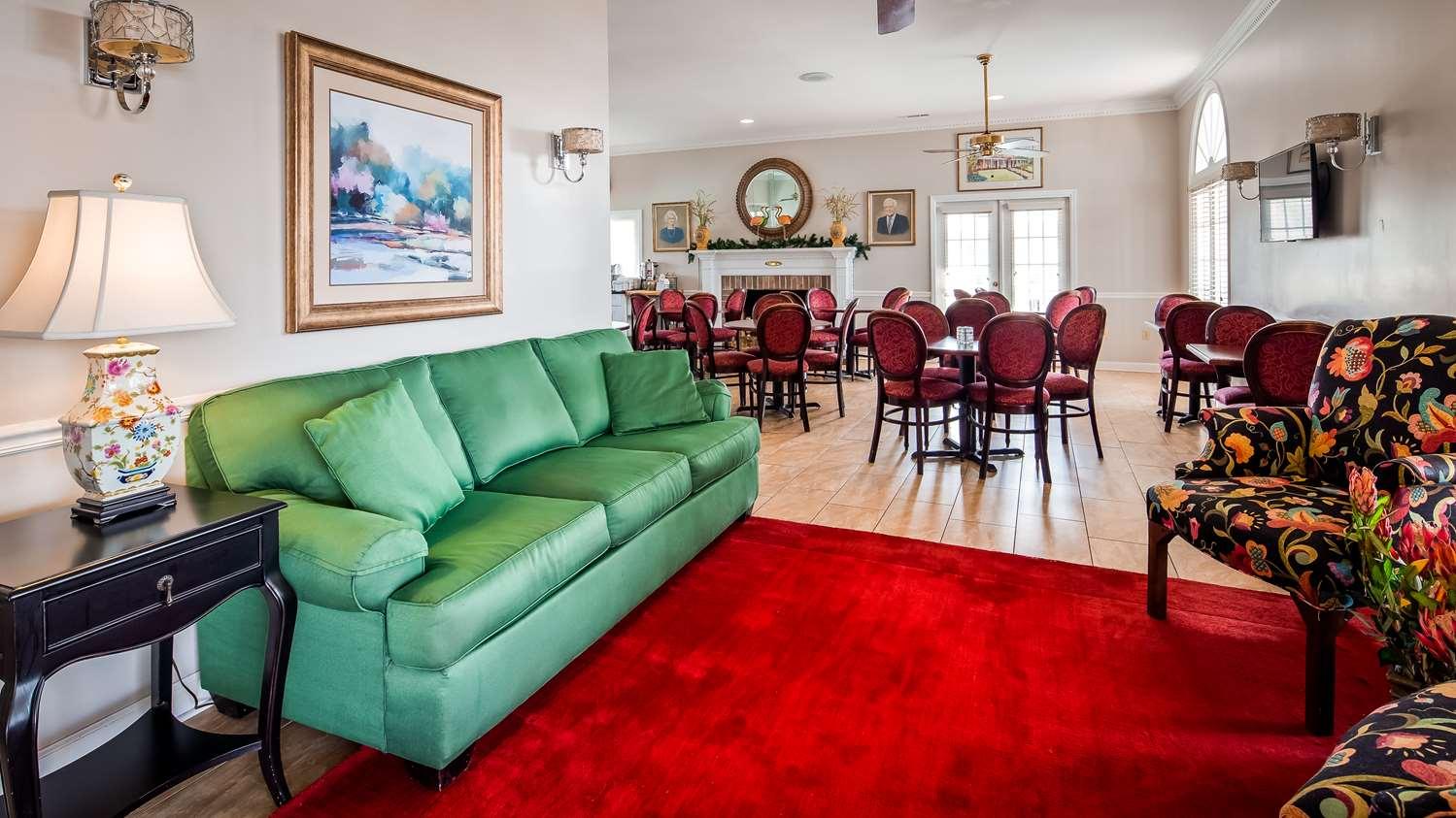 Lobby - Best Western Plus Santee Inn