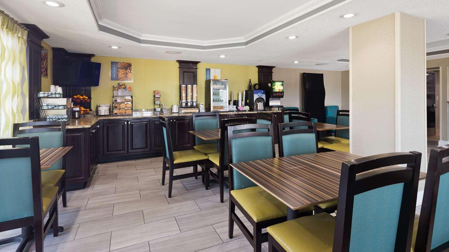 Restaurant - Best Western Inn Florence