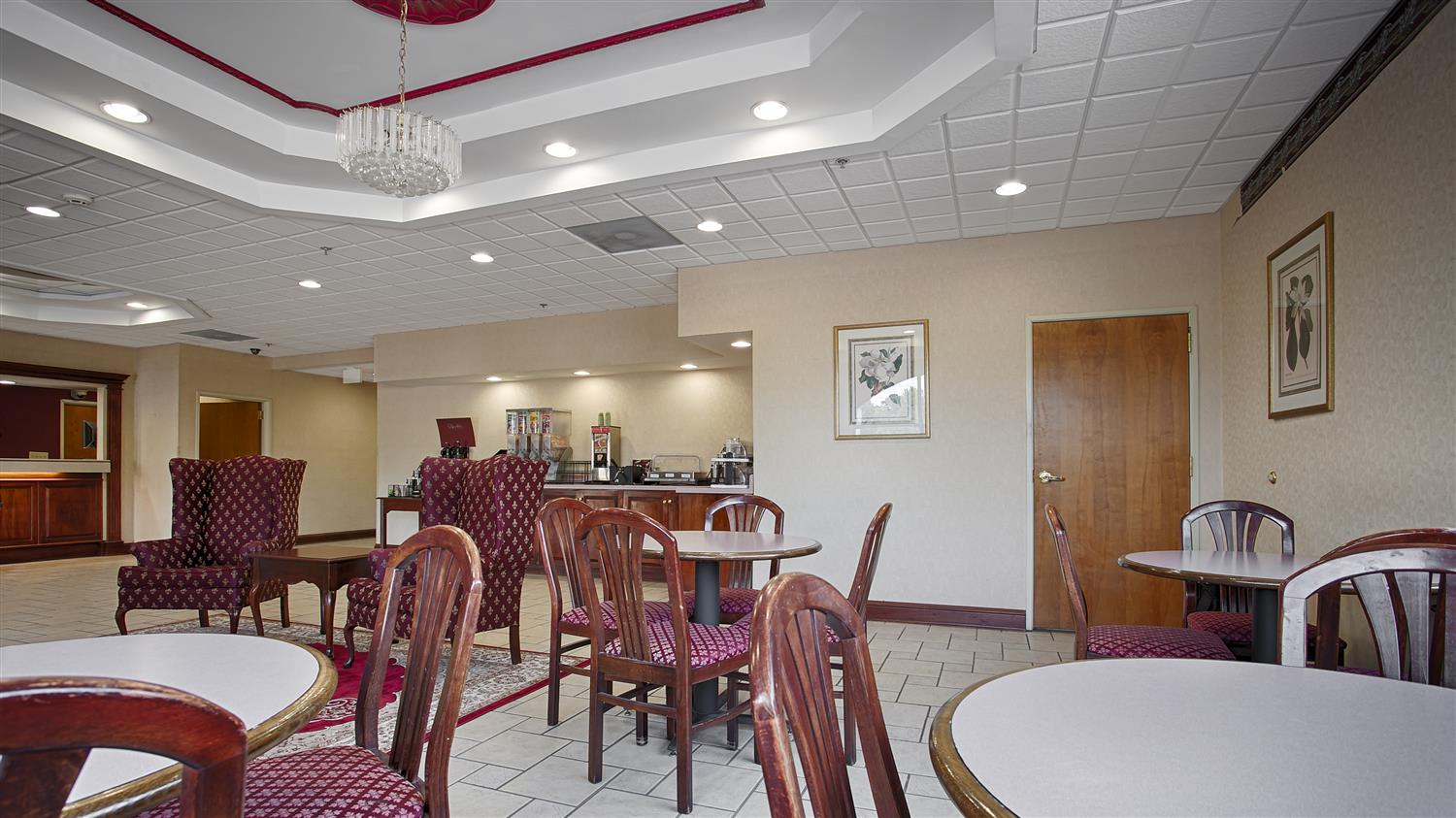 Restaurant - Best Western Executive Inn & Suites Columbia