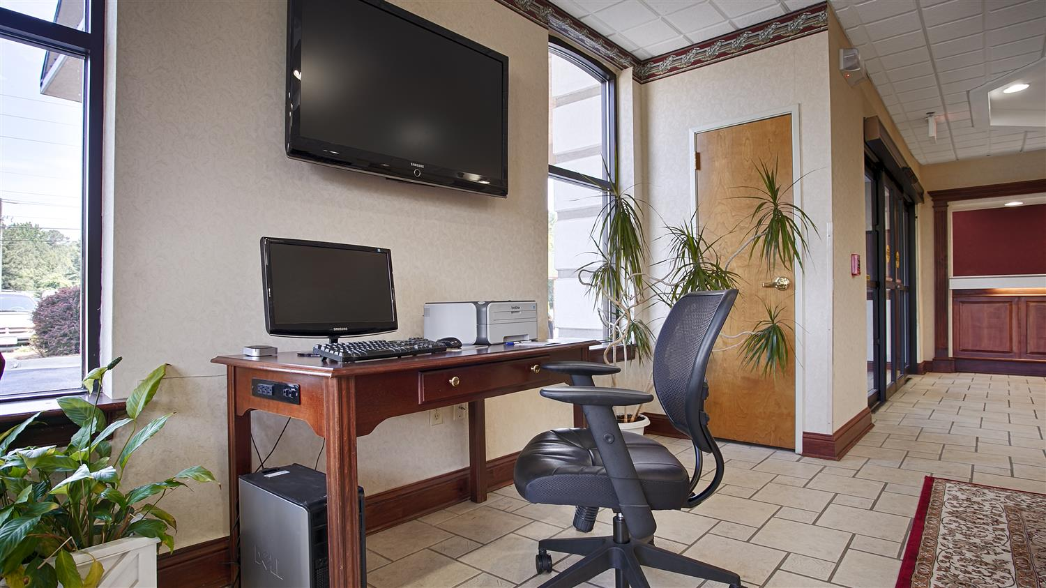 Conference Area - Best Western Executive Inn & Suites Columbia
