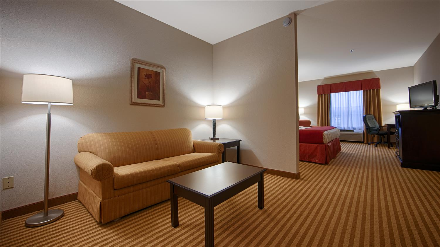 Room - Best Western Plus Piedmont Inn & Suites Piedmont