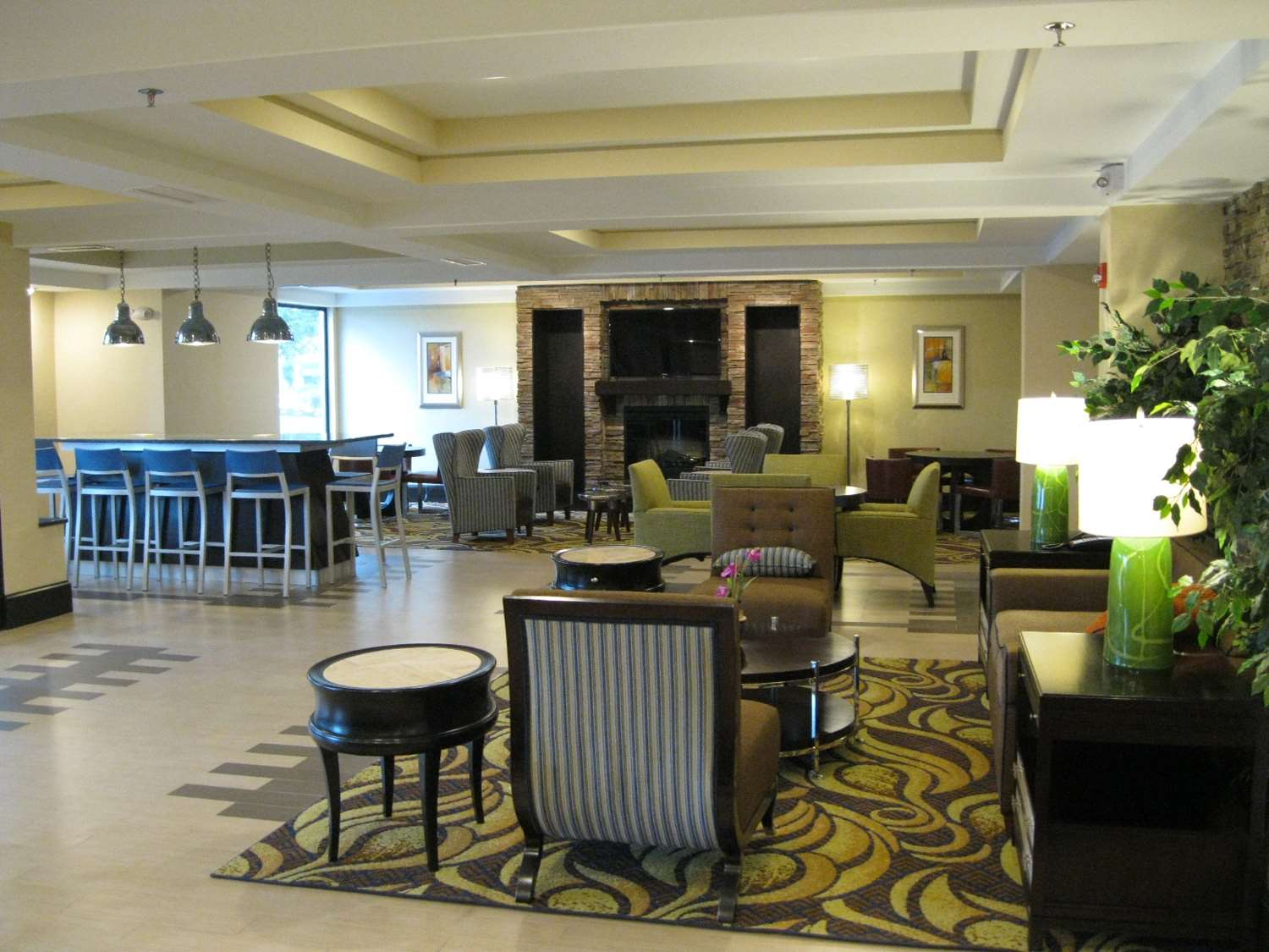 Lobby - Best Western Plus Northeast Columbia