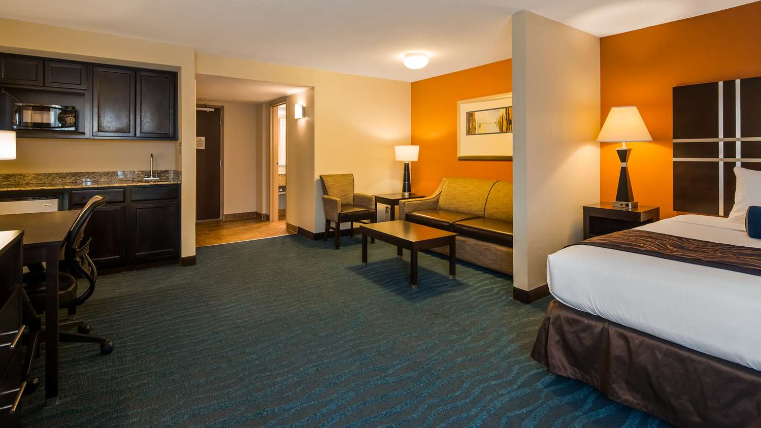Room - Best Western Plus Northeast Columbia