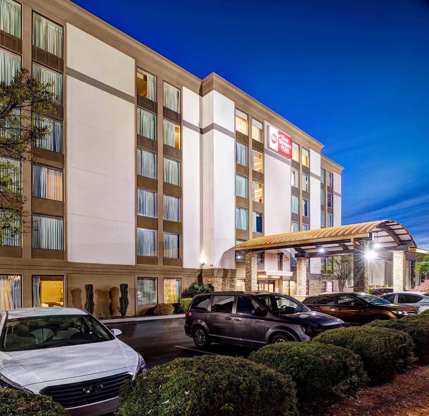 Exterior view - Best Western Plus Northeast Columbia