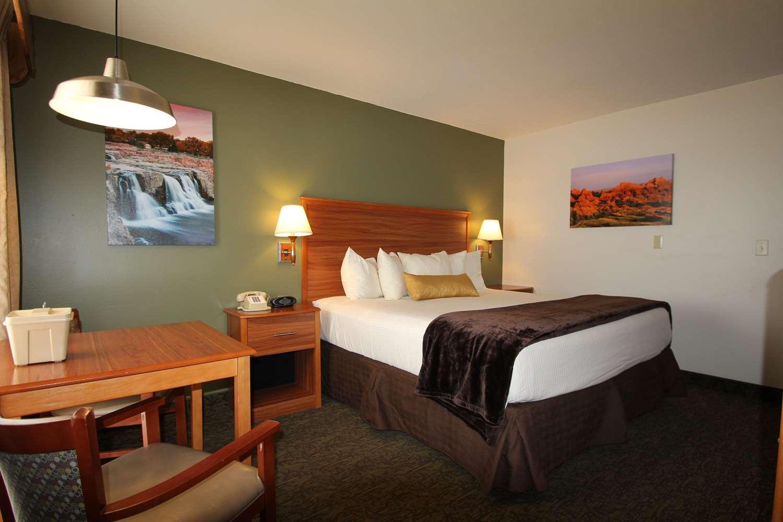 Room - Best Western Graham's Inn Murdo