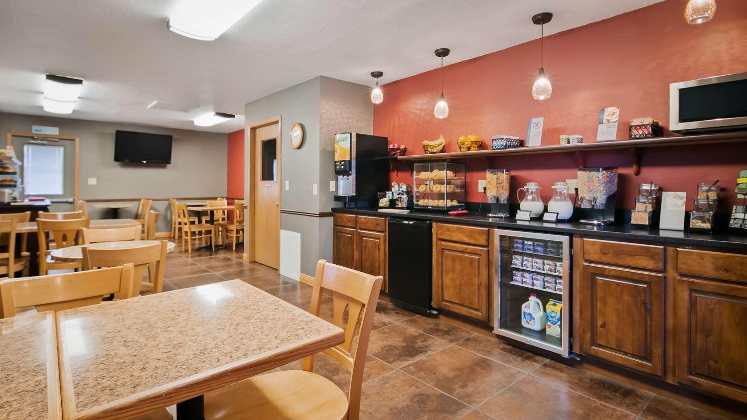 Restaurant - Best Western Graham's Inn Murdo