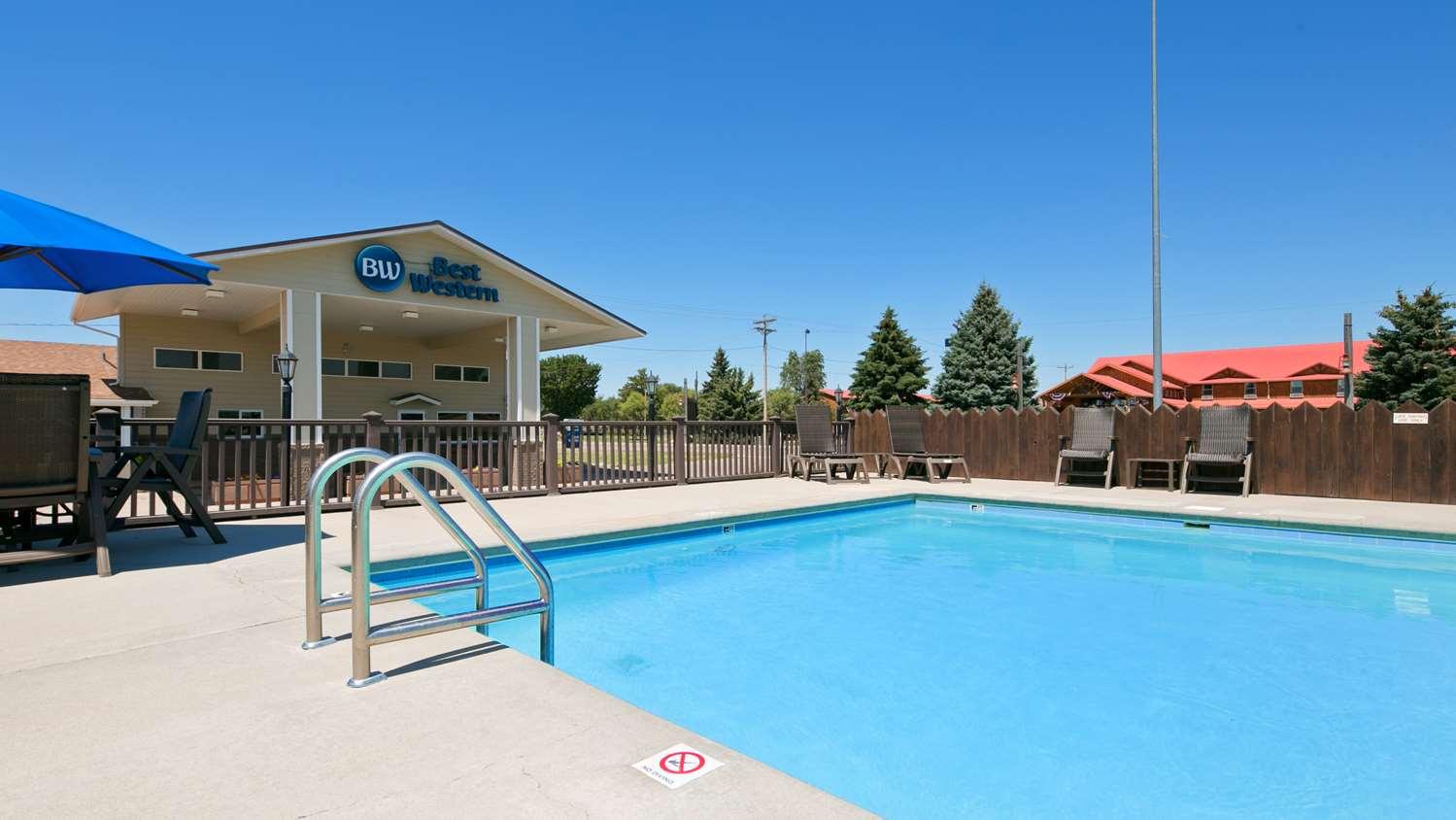 Pool - Best Western Graham's Inn Murdo
