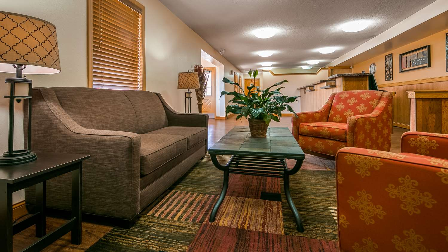 Lobby - Best Western Sturgis Inn