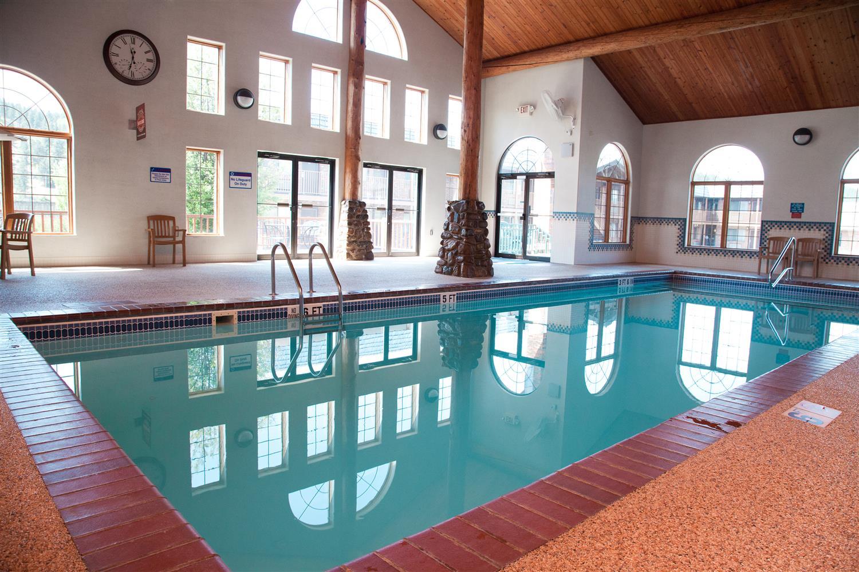 Pool - Best Western Golden Spike Inn & Suites Hill City
