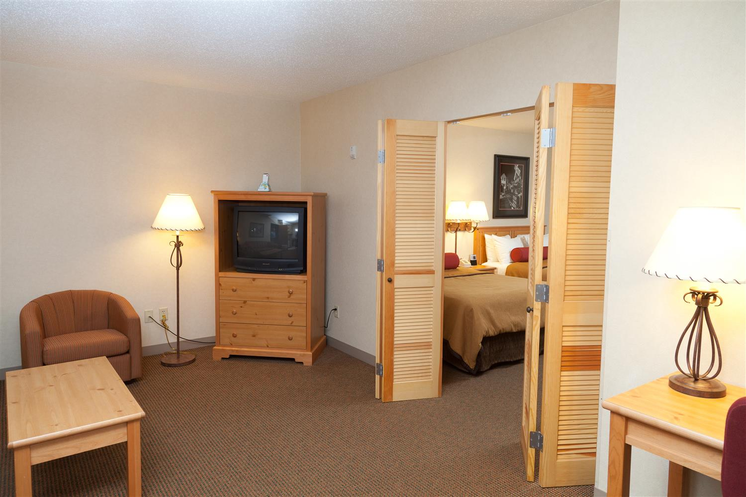Suite - Best Western Golden Spike Inn & Suites Hill City