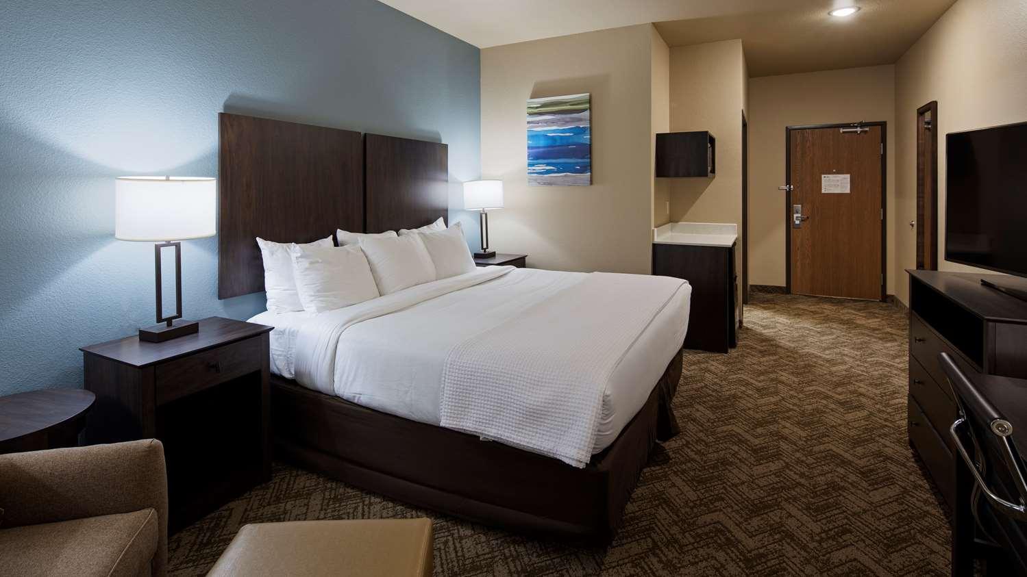 Room - Best Western Golden Spike Inn & Suites Hill City