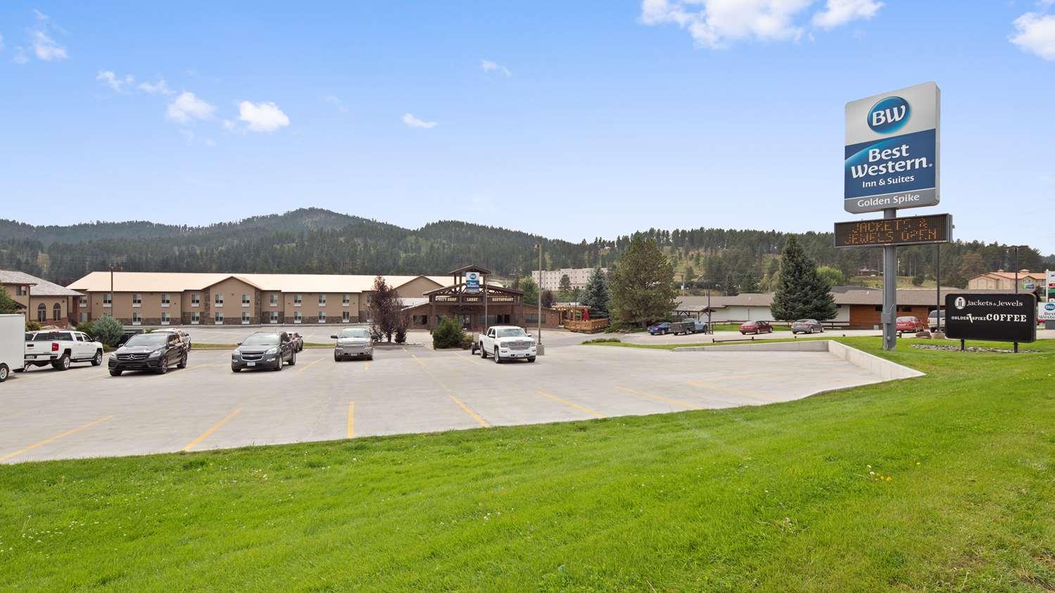 Exterior view - Best Western Golden Spike Inn & Suites Hill City