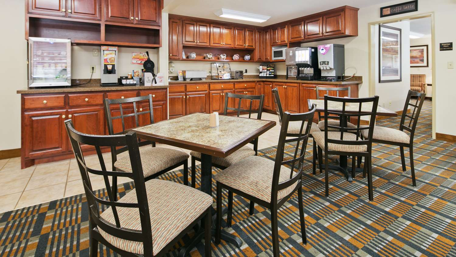 Restaurant - Best Western Empire Towers Inn Sioux Falls