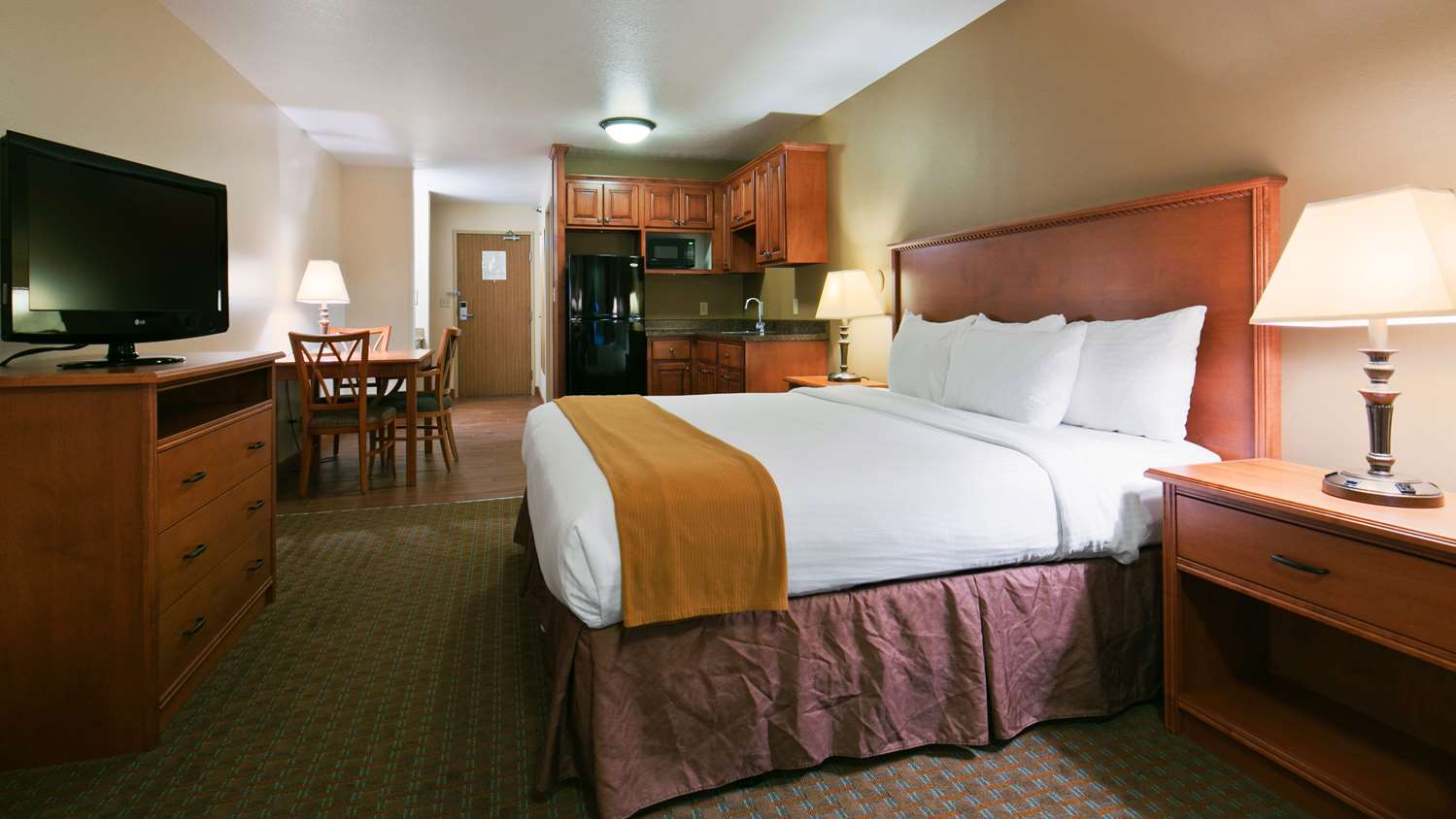 Room - Best Western Empire Towers Inn Sioux Falls