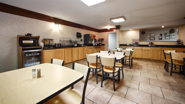 Restaurant - Best Western Black Hills Lodge Spearfish
