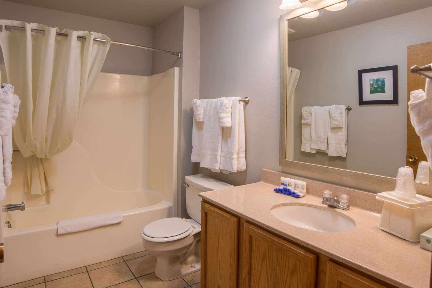 Suite - Best Western Black Hills Lodge Spearfish