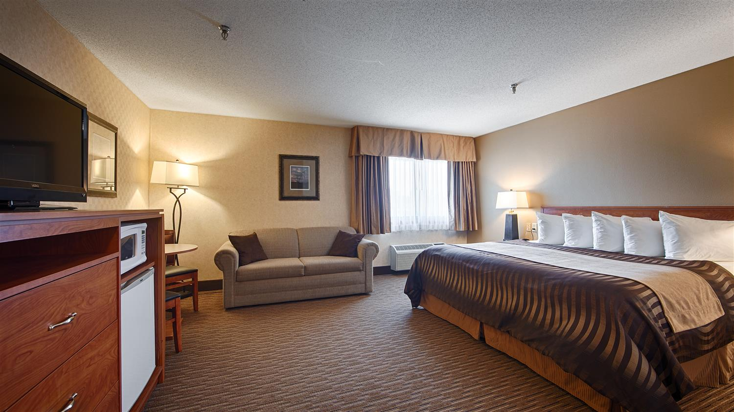 Room - Best Western Vermillion Inn