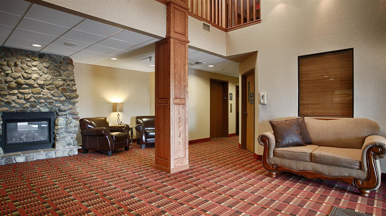 Lobby - Best Western Vermillion Inn