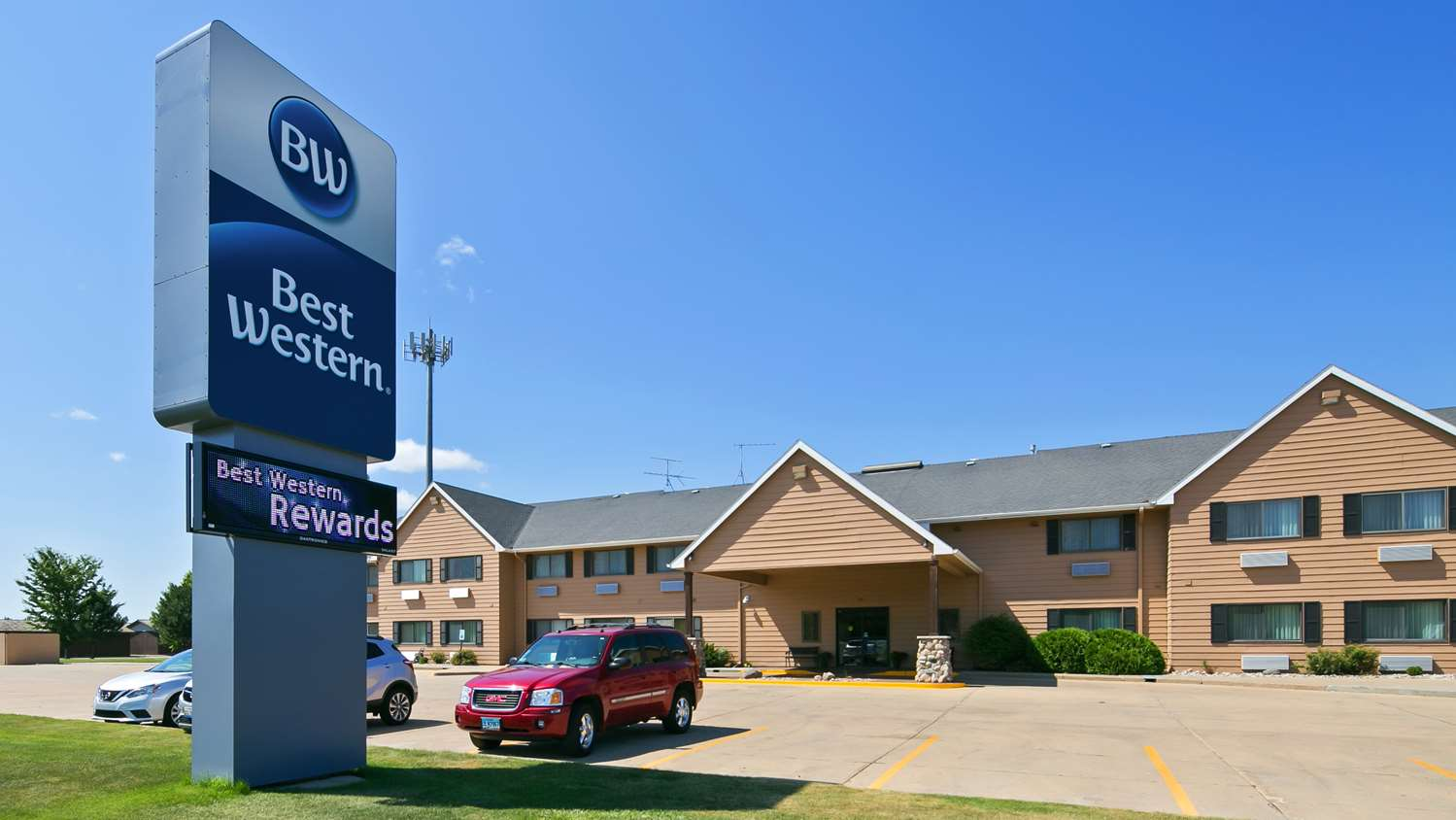 Exterior view - Best Western Vermillion Inn