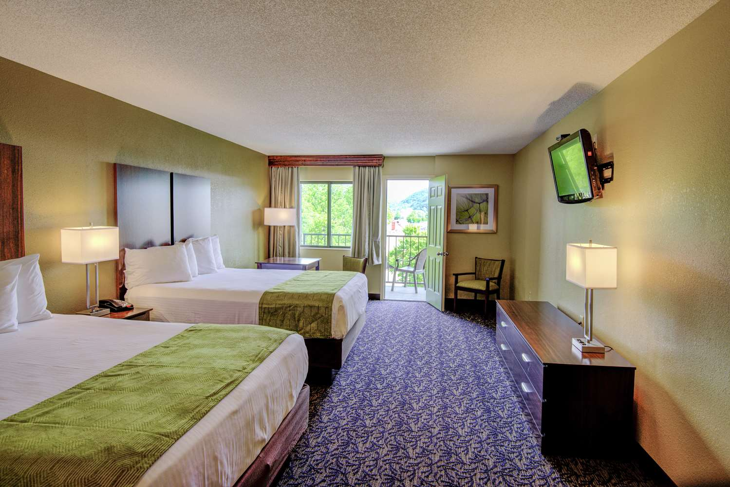 Room - Best Western Pigeon Forge Plaza Inn