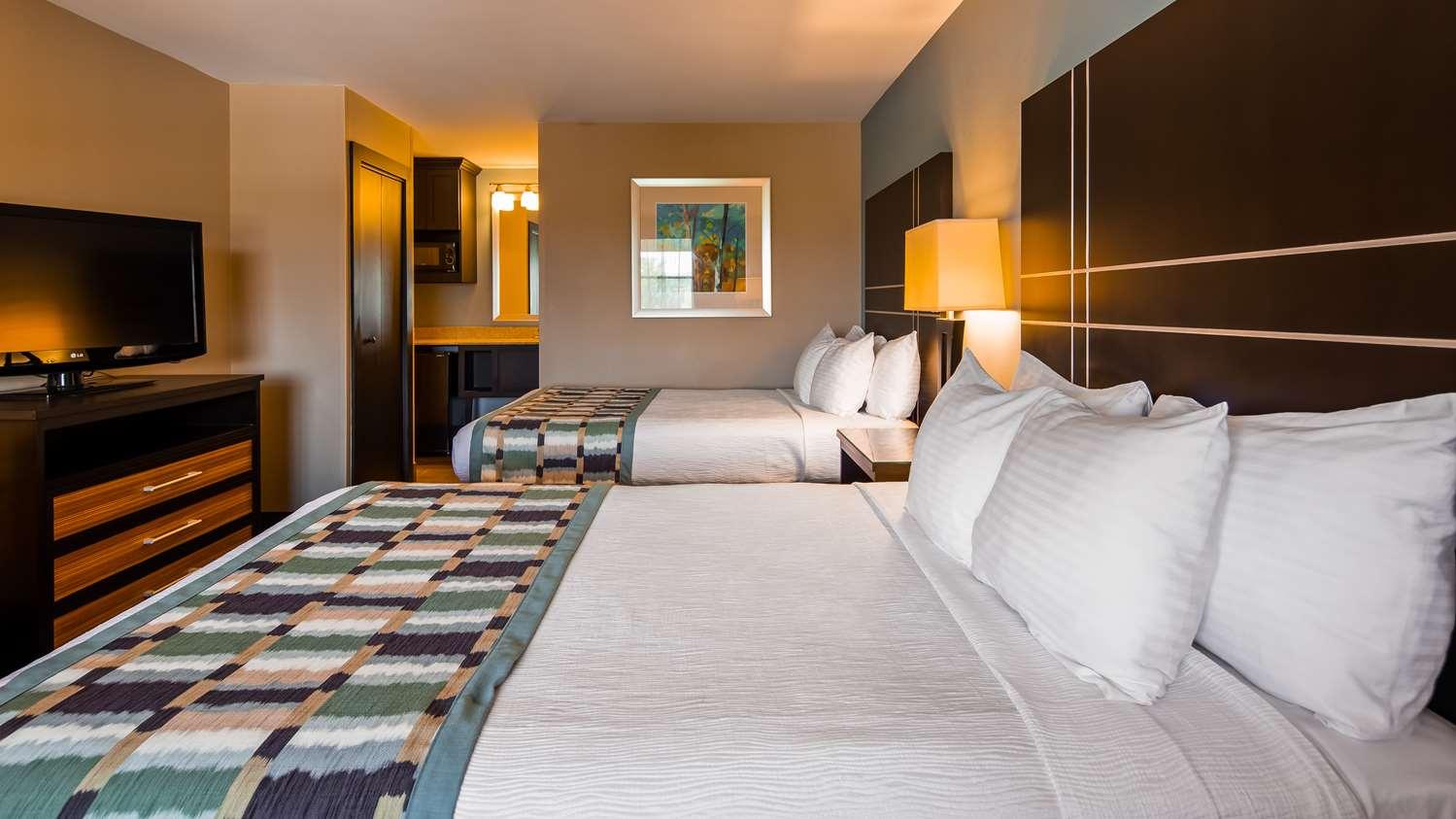 Room - Best Western Newport Inn