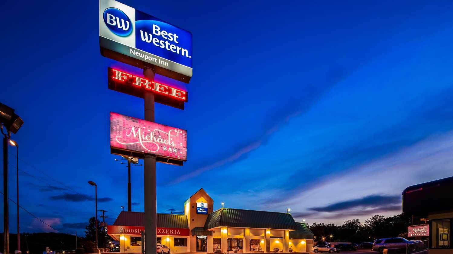 Exterior view - Best Western Newport Inn