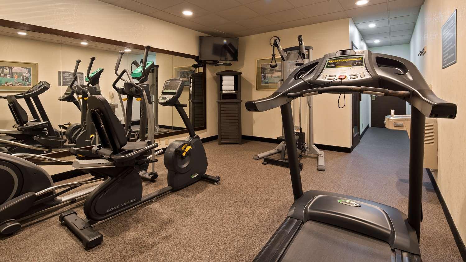 Fitness/ Exercise Room - Best Western Opryland Suites Nashville
