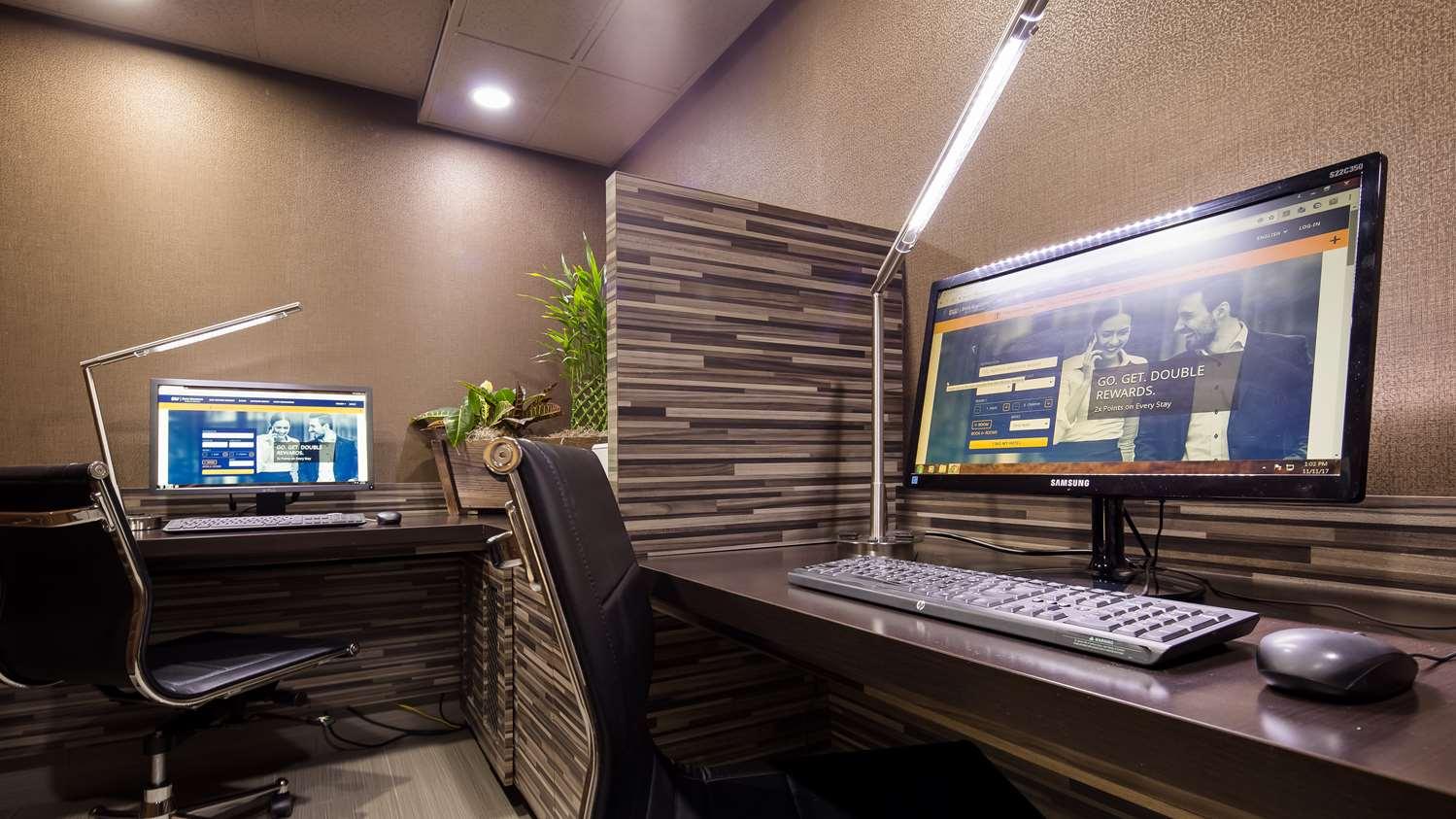 Conference Area - Best Western Opryland Suites Nashville