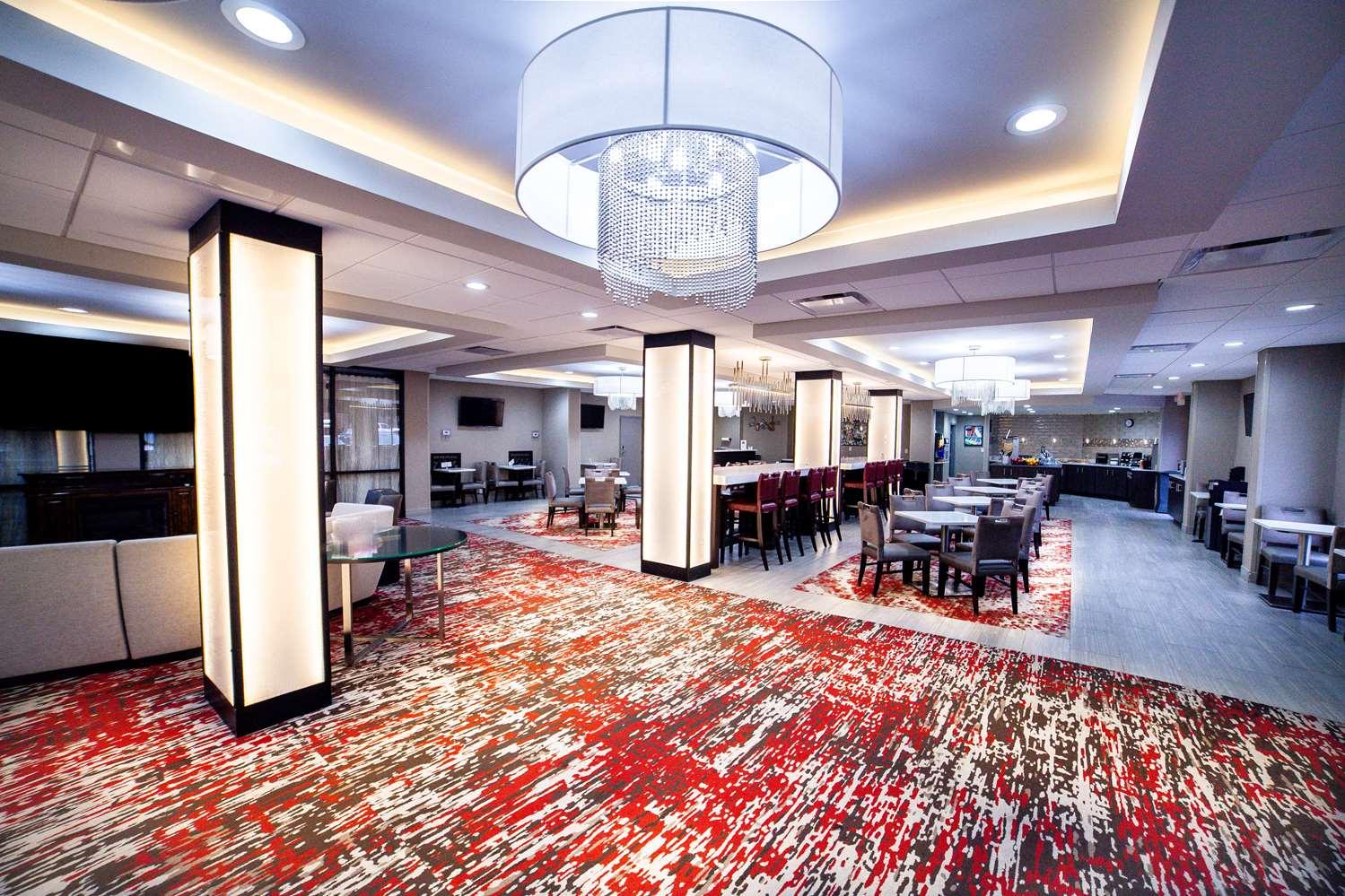 Lobby - Best Western Plus Music Row Hotel Nashville