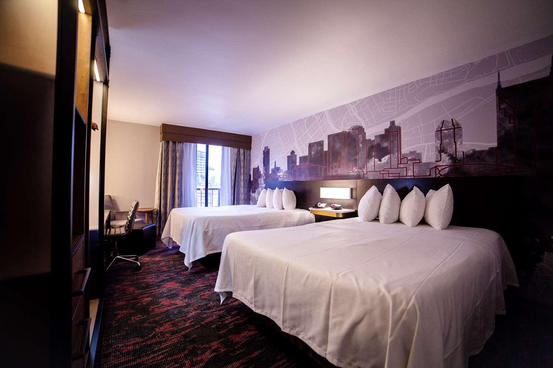 Room - Best Western Plus Music Row Hotel Nashville