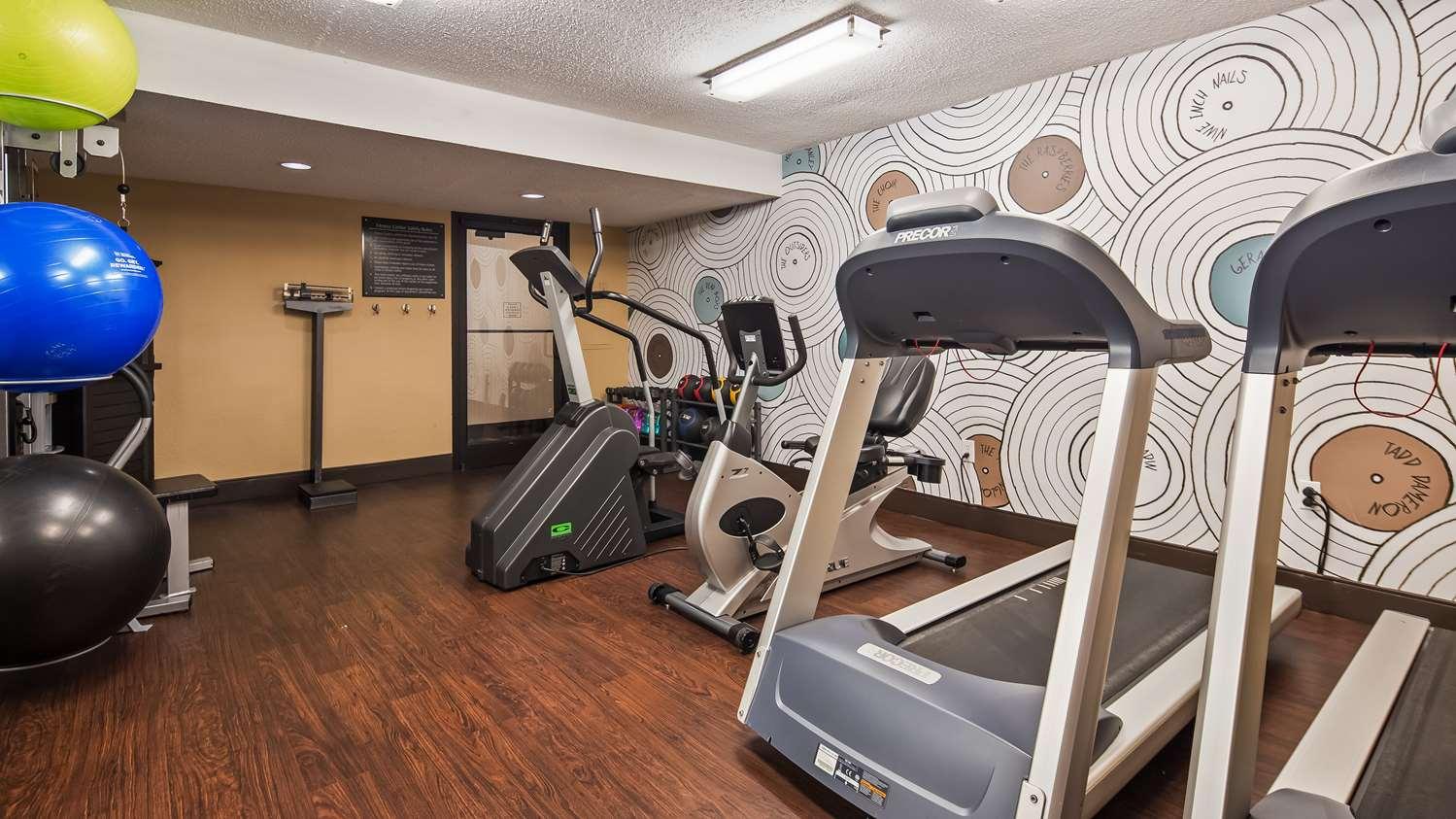Recreation - Best Western Galleria Inn & Suites Bartlett
