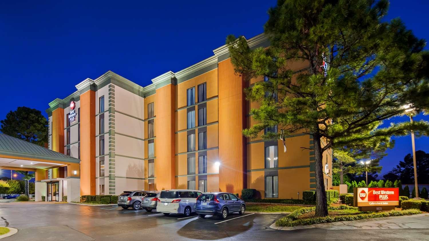 Exterior view - Best Western Galleria Inn & Suites Bartlett