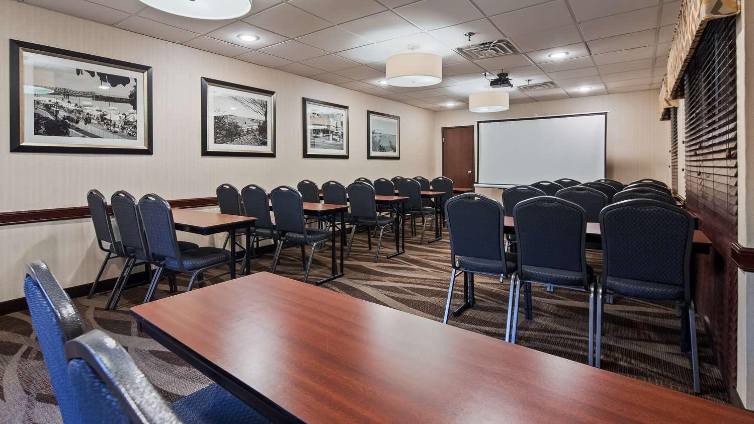Meeting Facilities - Best Western Galleria Inn & Suites Bartlett