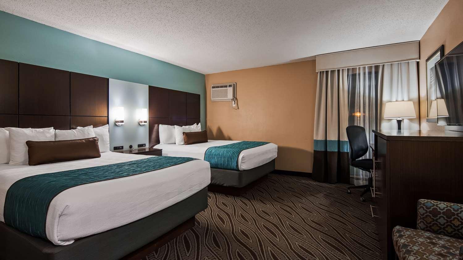 Room - Best Western Galleria Inn & Suites Bartlett