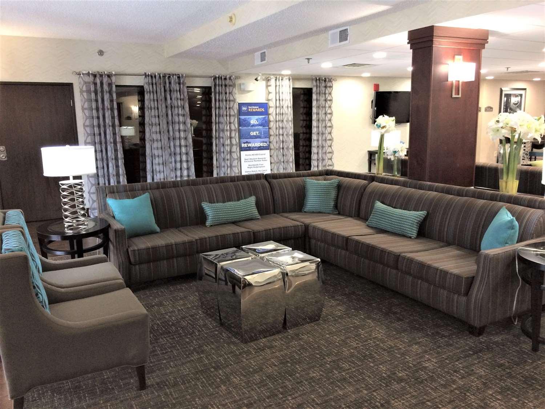 Lobby - Best Western Galleria Inn & Suites Bartlett