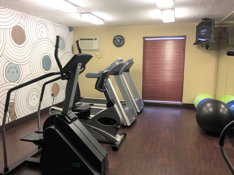 Fitness/ Exercise Room - Best Western Galleria Inn & Suites Bartlett