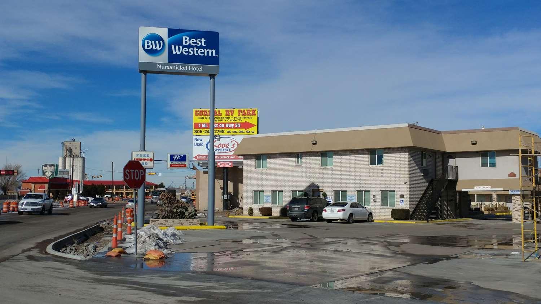 Exterior view - Best Western Nursanickel Motel Dalhart