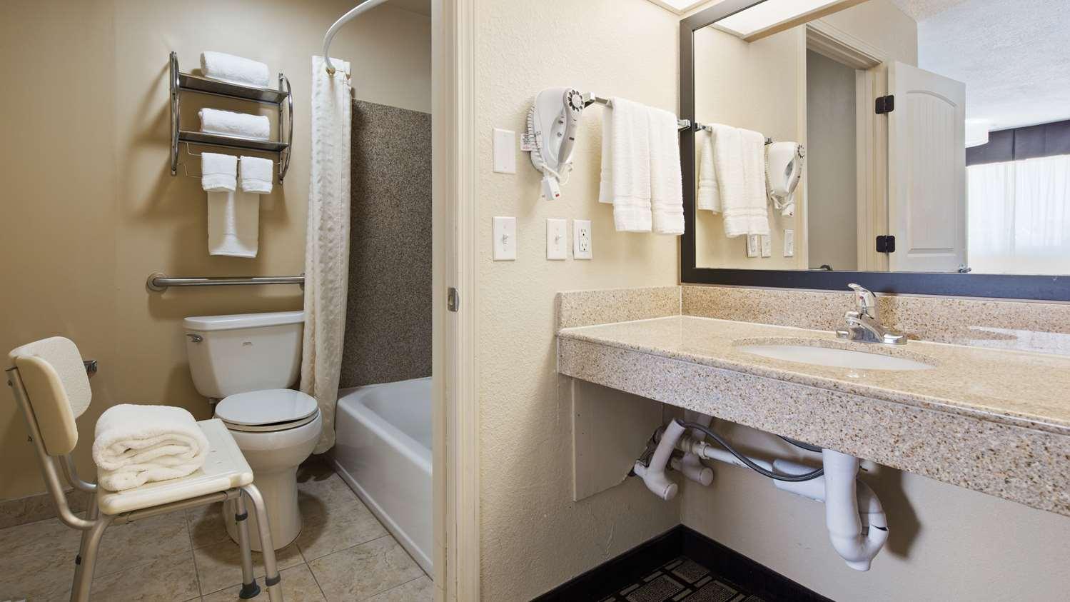 Room - Best Western Nursanickel Motel Dalhart