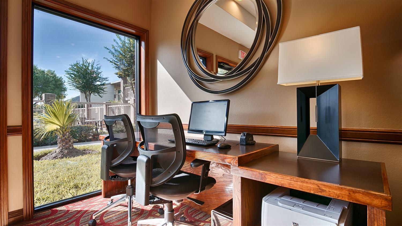 Conference Area - Best Western Rose Garden Inn & Suites McAllen