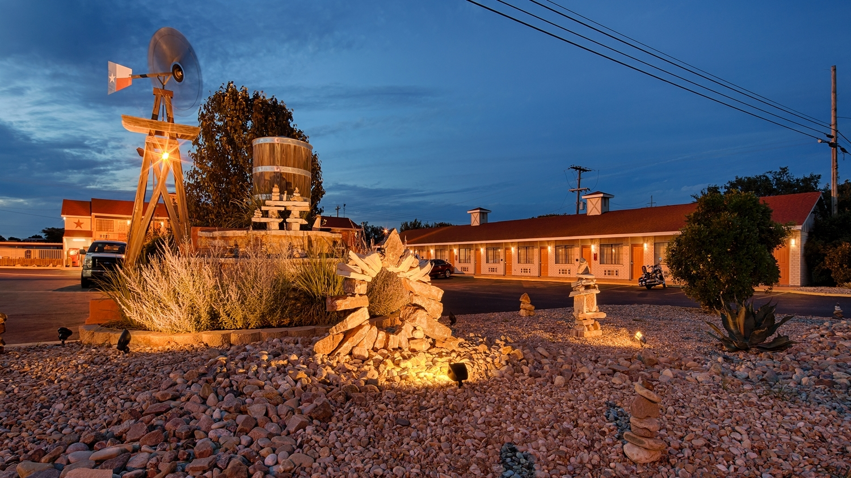 Exterior view - Best Western Motel Llano
