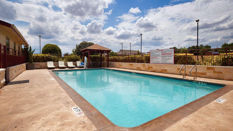 Pool - Best Western Brady Inn
