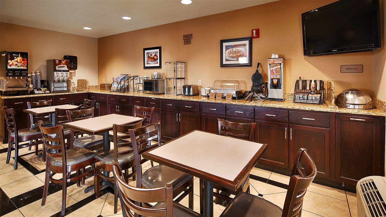 Restaurant - Best Western Sunland Park Inn El Paso