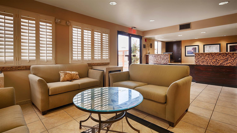 Lobby - Best Western Sunland Park Inn El Paso