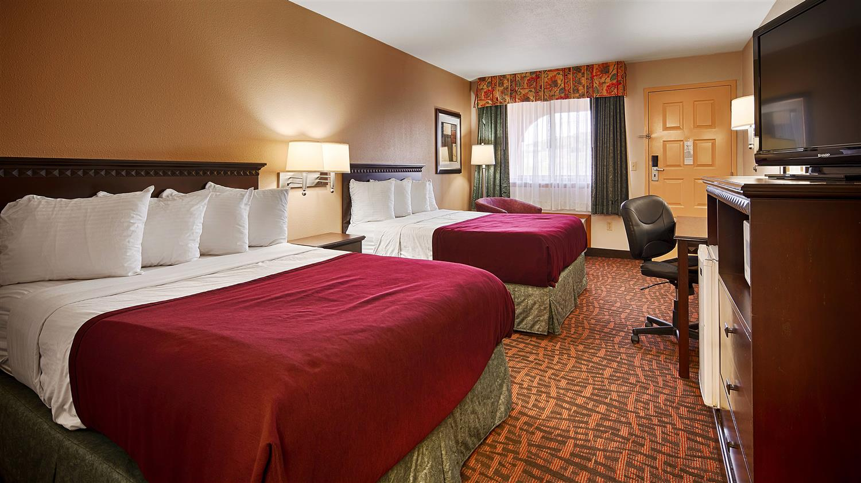 Room - Best Western Sunland Park Inn El Paso